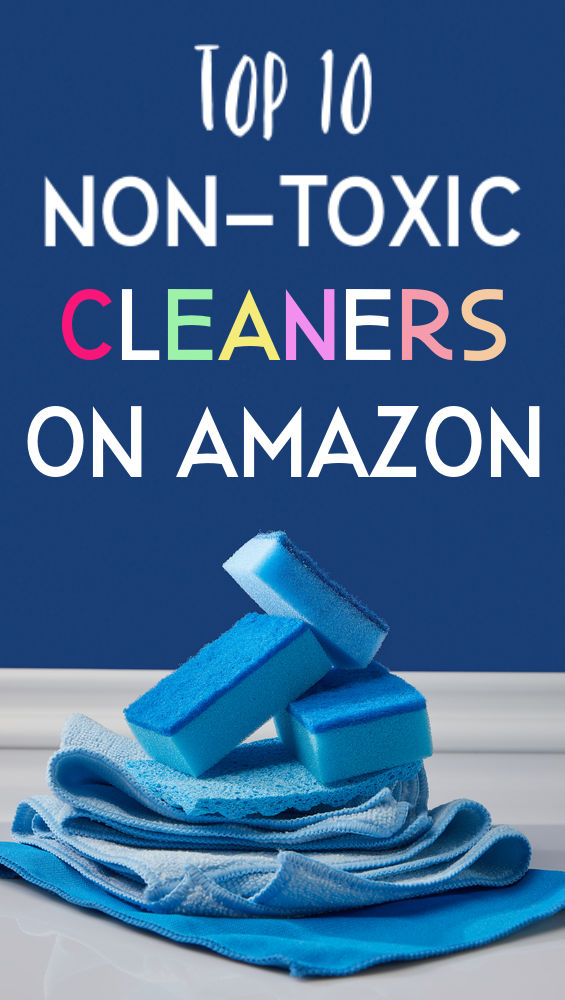 If you're looking to make the switch to safer cleaning products, you can find a variety of non-toxic cleaners on Amazon. Here are our top ten picks.
