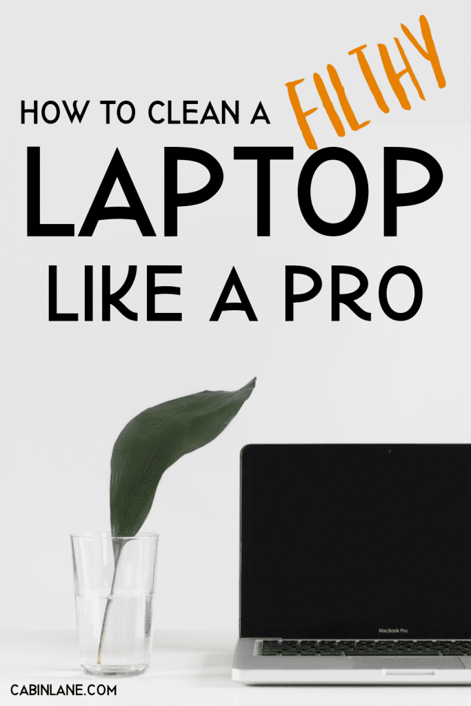 Is your laptop embarrassingly dirty? Mint was too. Here's how to clean a laptop like a pro in less than five minutes.