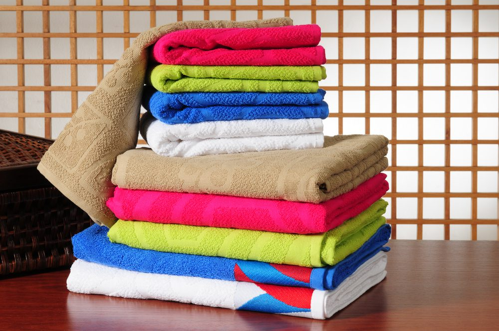 Best places to donate old towels.