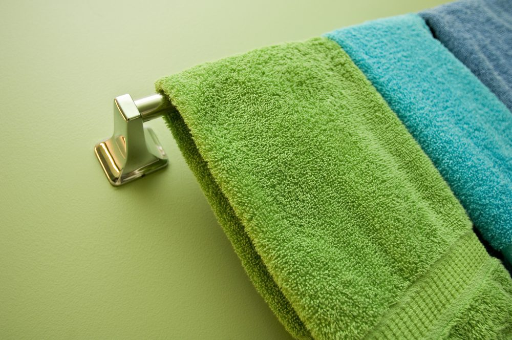 Questions about donating old towels.