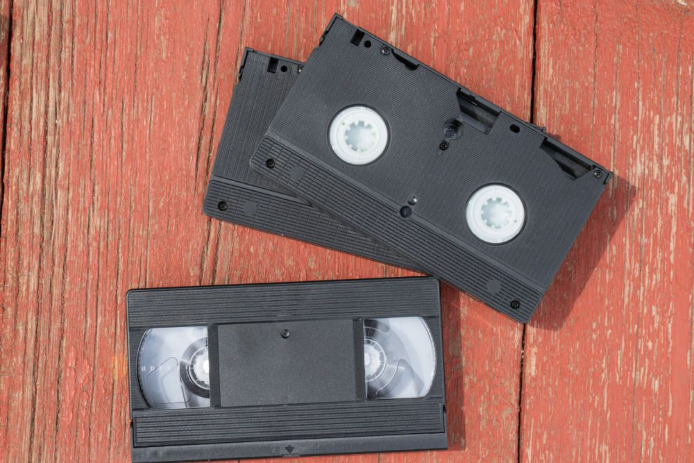 Most asked questions about where to donate VHS  tapes.
