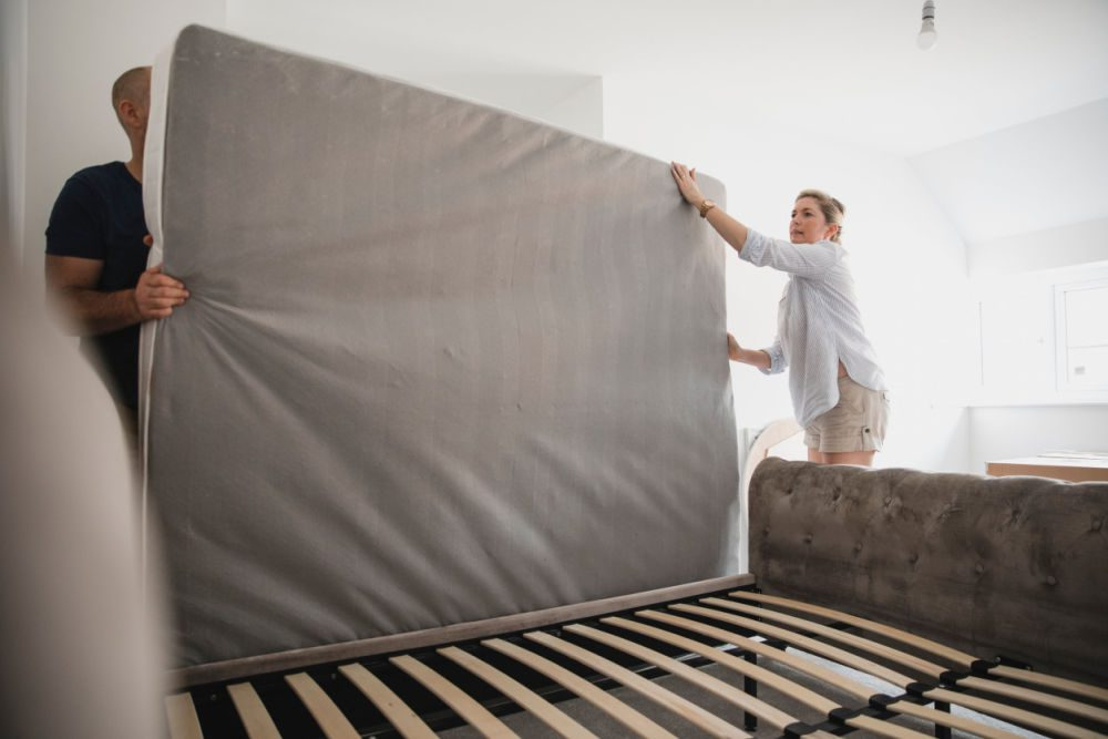 where to donate a mattress, your best bet